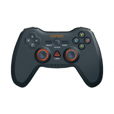 Wireless Gamepad Comigo, Dual Vibration, Black - 13021