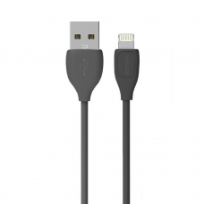 Кабел за данни iPhone Lighting,1m, Remax Lesu RC-050i, Бял, Черен - 14333