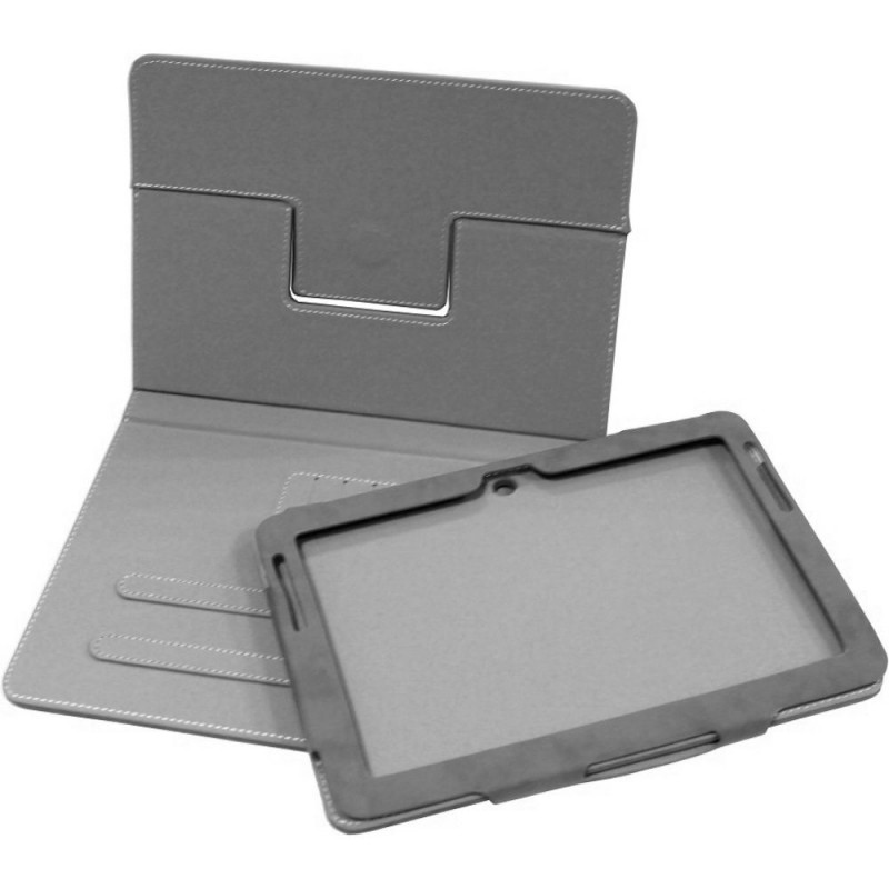 Case No brand for Samsung P3100 Tab 2 7  , Grey - 14529 - 14529