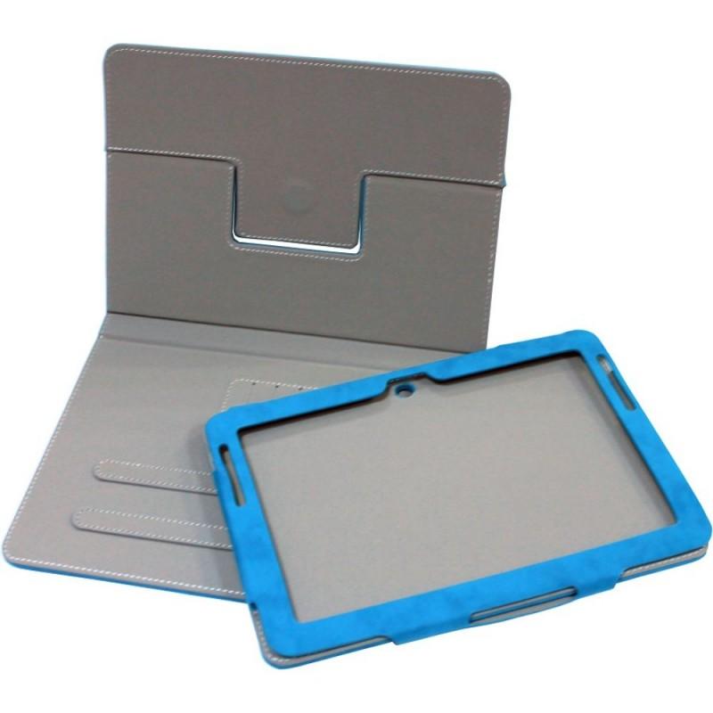 Case No brand for Samsung P3100 Tab 2 7  , Blue - 14531 - 14531
