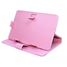 Universal case for tablet 9'' 020 No brand, pink - 14657