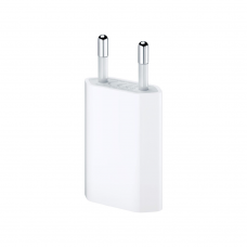 Network charger, No brand, 5V / 1A 220V, White - 14852