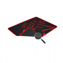Gaming mouse pad,FanTech MP25 Sven, Black - 17225 - 17225