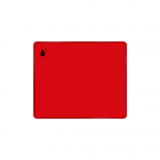 Mouse pad One Plus M2936, 245 x 210 x 1.5mm, Red - 17522
