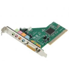 PCI Sound Card No Brand  - 17204