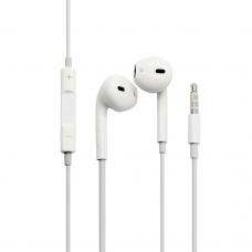 Headsets No brand for Iphone with hands free, White - 20229