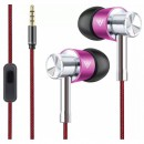Mobile headphones with microphone, Vykon MК-7, Different colors - 20308 - 20308