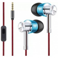 Mobile headphones with microphone, Vykon MК-7, Different colors - 20308