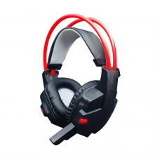 Gaming headset, FanTech Clink HG4, With microphone, Black - 20328