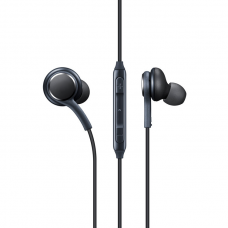 Earphones No brand, S8, With Microphone, Black - 20404