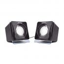 Speakers Kisonli V410, 3W*2, USB, Black - 22044 - 22044