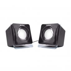 Speakers Kisonli V410, 3W*2, USB, Black - 22044