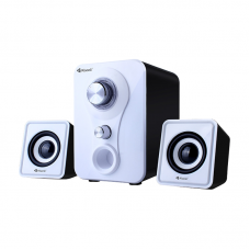 Speakers, Kisonli U-2200, 5W+3W*2, USB, Different colors - 22059