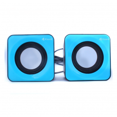 Speakers, Kisonli, V310, 2x3W, USB, Different colors - 22088