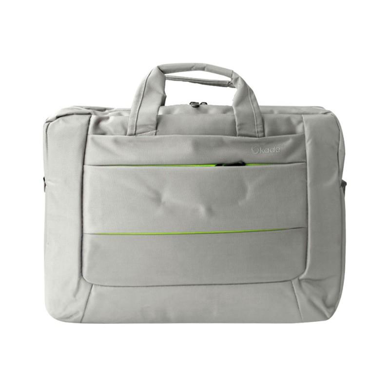 Laptop bag  Okade 15.6  , Grey - 45203 - 45203