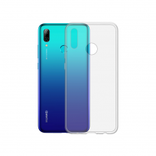 Silicone case No brand, For Huawei P Smart 2019, Slim, Transparent - 51708