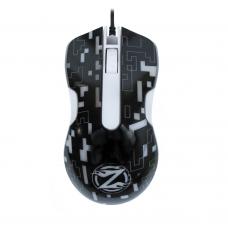 Gaming mouse, ZornWee WindRunner XG75, Optical, Black - 611