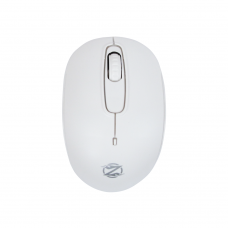 Mouse, ZornWee W110, Wireless, White - 614