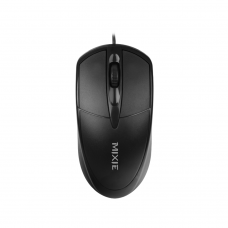 Mouse Mixie X2, Optical, Black - 655