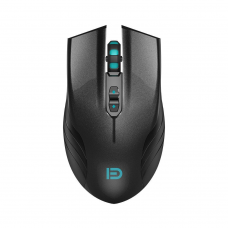 Gaming mouse D i730, Wireless, Black - 693