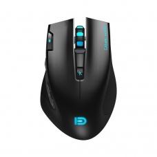 Gaming mouse D i750, Wireless, Black - 694