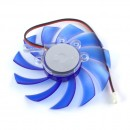 Graphics card fan No Brand 75mm 2P - 63019 - 63019