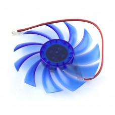 Graphics card fan No Brand 75mm 2P - 63019