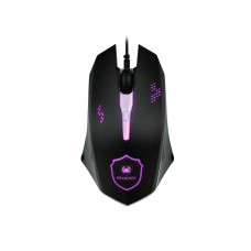 Gaming mouse Mixie M0 Wrangler, Optical, 4D, Black - 732
