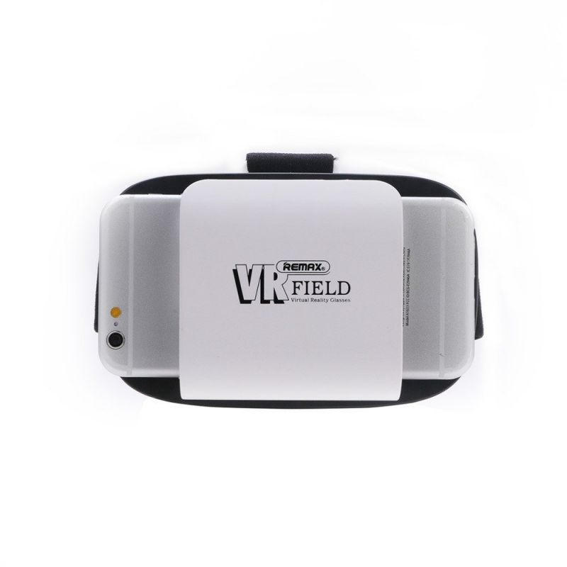Virtual Reality Glasses, Remax Field VR RT-VM02, Mini, White - 71011 - 71011