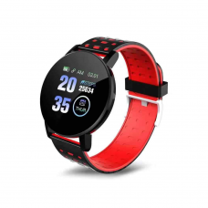 Smartwatch No brand 119 Plus, 44mm, Bluetooth, IP67, Different colors - 73050