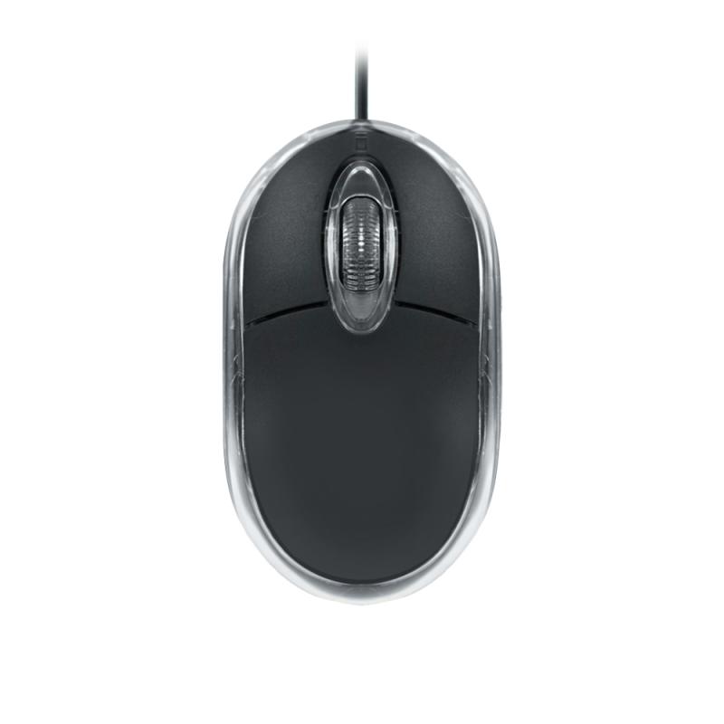 Optical mouse No brand, Optical, Black - 833 - 833