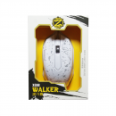 Gaming mouse, ZornWee Walker, Optical, White - 962 - 962