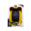 Gaming mouse, ZornWee Walker, Optical, White, Black - 973 - 973