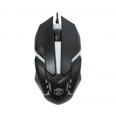 Gaming mouse, ZornWee Revival GM-02, Optical, Black - 998