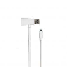 Data cable No brand Lightning - USB/USB F  iPhone 5/5s: 6,6S / 6plus,6S plus, White - 14229