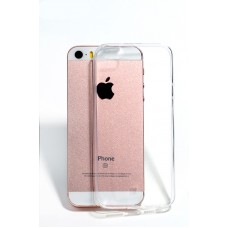 Protector for iPhone 5/5S/SE, Remax Crystal, TPU, Slim, Transparent - 51418