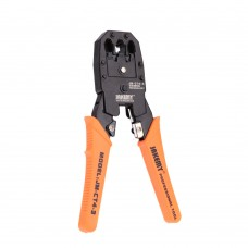 Crimping pliers, Jakemy CT4-3, for 4P,6P and 8P connectors - 17602