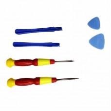 6 IN 1 opening hardware tool kit, Poso - 17604