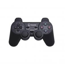 Wireless joystick, Lava glow,  Dual Vibration, for PC, Black - 13018