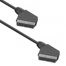 Cable No brand Scart - Scart, 1m - 18021