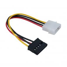 Power cable Sata DeTech - 18041