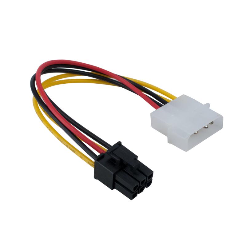 Power Cable P6 DeTech -18051 - 18051