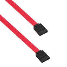 Cable SATA DATA,  DeTech, Red -18058