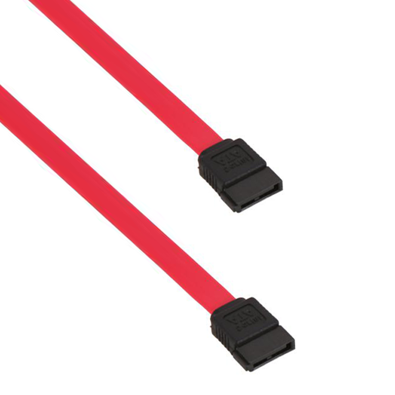 Cable SATA DATA,  DeTech, Red -18058 - 18058