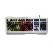 Gaming keyboard, FanTech Outlaw K12, Gray - 6048