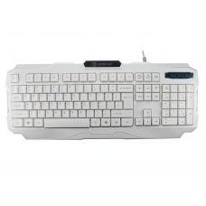 Gaming keyboard, ZornWee, V01, White - 6051