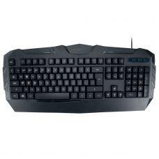 Gaming keboard, ZornWee V6, Black - 6063