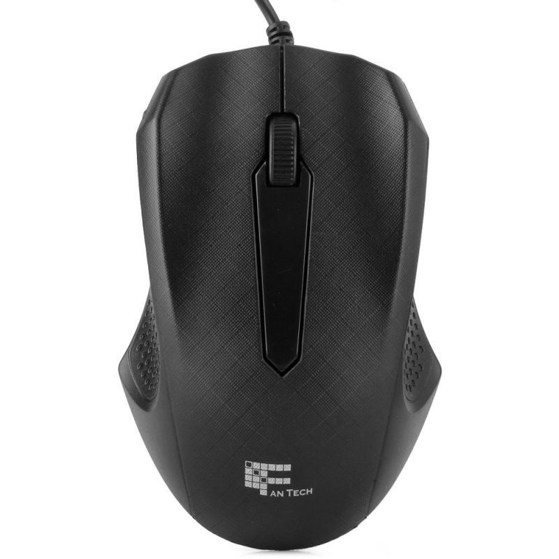 Mouse FanTech, Optical FT-530, Black - 908 - 908