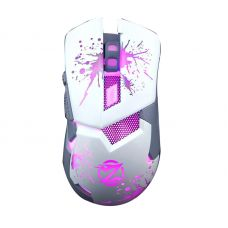 Gaming mouse, ZornWee Z42,Optical, White - 966