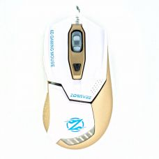 Gaming mouse, ZornWee Z1,Optical, White - 967